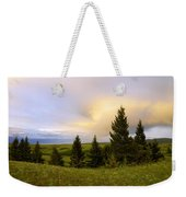 Warm The Soul Weekender Tote Bag by Chad Dutson