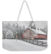 Warmest Holiday Wishes Weekender Tote Bag
