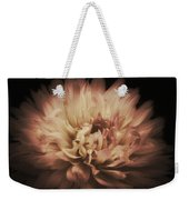 Warmth Of A Dahlia Weekender Tote Bag