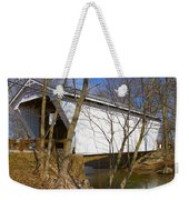 Warnke Covered Bridge  Weekender Tote Bag