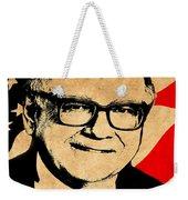 Warren Buffett Weekender Tote Bag