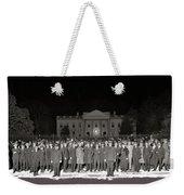 Warren Harding Elected President Election Night National Photo Co. White House Washington D.c.1920 Weekender Tote Bag