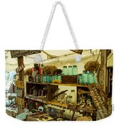 Warrenton Antique Days Eclectic Display Weekender Tote Bag