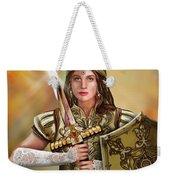 Warrior Bride Of Christ Weekender Tote Bag