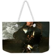 Warrior Woman Weekender Tote Bag