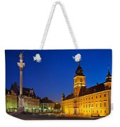 Warsaw By Night Weekender Tote Bag