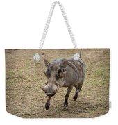 Warthog Approach Weekender Tote Bag