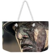Wartime Thoughts Weekender Tote Bag