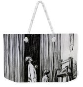 Warwick And The Executioner Weekender Tote Bag