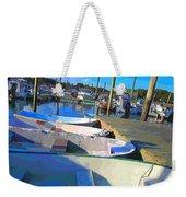 Warwick Marina Weekender Tote Bag