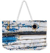 Was Once Blue Weekender Tote Bag
