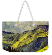 Wasatch Range Spring Colors Weekender Tote Bag