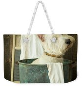 Wash Day Weekender Tote Bag by Edward Fielding