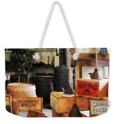 Washboards And Soap Weekender Tote Bag