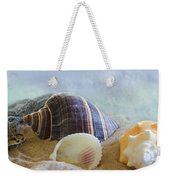 Washed Ashore Weekender Tote Bag by Betty LaRue