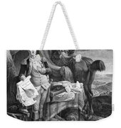 Washington At Yorktown Weekender Tote Bag
