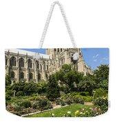 Washington Cathedral 3 Weekender Tote Bag