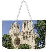 Washington Cathedral 5 Weekender Tote Bag