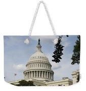 Washington Dc Capitol Dome Weekender Tote Bag