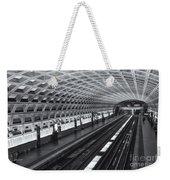 Washington Dc Metro Station I Weekender Tote Bag