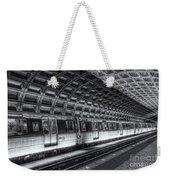 Washington Dc Metro Station Vi Weekender Tote Bag
