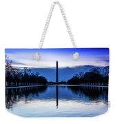 Washington D.c. - Washington Monument Weekender Tote Bag