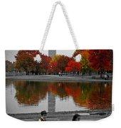 Washington Fall Children Weekender Tote Bag