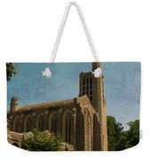 Washington Memorial Chapel Weekender Tote Bag