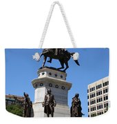 Washington Monument - Richmond Va Weekender Tote Bag