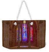 Washington National Cathedral Colors Weekender Tote Bag
