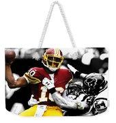 Washington Redskins Rg3 Weekender Tote Bag