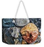 Washington River Rock Weekender Tote Bag