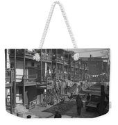 Washington Slum, 1935 Weekender Tote Bag