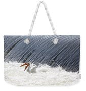 Washington White Pelicans Weekender Tote Bag