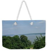 Washington's View From Mt. Vernon Weekender Tote Bag