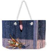 Wasp Weekender Tote Bag