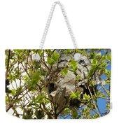 Wasps' Nest Weekender Tote Bag