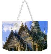Wat Phra Kaew Weekender Tote Bag