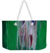 Watcher In The Green  Totem Series  Weekender Tote Bag