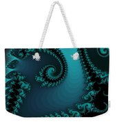 Watchers On The Chalcedony Slide Weekender Tote Bag