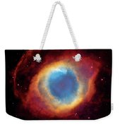 Watching - Helix Nebula Weekender Tote Bag by Jennifer Rondinelli Reilly - Fine Art Photography
