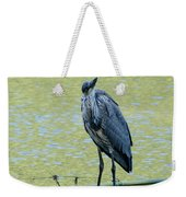 Watching Me Watching You Weekender Tote Bag