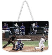 Watching The Ball Weekender Tote Bag
