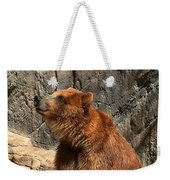 Watching The Sun Set Weekender Tote Bag