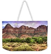 Watchman Trail - Zion Weekender Tote Bag
