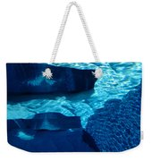 Water Abstract 2 Weekender Tote Bag