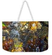 Water Abstract 2 Weekender Tote Bag