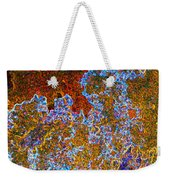 Water Abstract Weekender Tote Bag