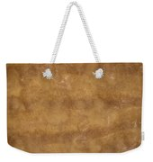 Water And Sand Background Weekender Tote Bag