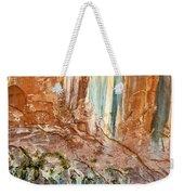 Water Artworks Weekender Tote Bag